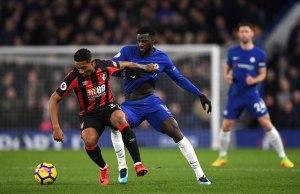 Bakayoko tiếp tục cho thấy anh là mắt xích cực yếu ở Chelsea
