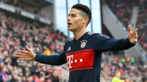 Bayern Munich sẽ kích hoạt điều khoản mua đứt tiền vệ James Rodriguez