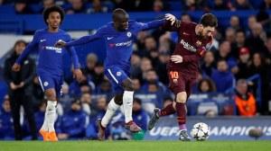 Các cầu thủ Chelsea đã có trận đấu xuất sắc với một đấu pháp hợp lý