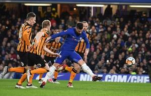Giroud tìm được cảm giác ghi bàn ở Chelsea