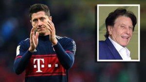 Lewandowski đang có hợp đồng với Bayern tới năm 2021