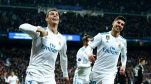 Ronaldo vừa hay vừa may, Real ngược dòng hạ PSG