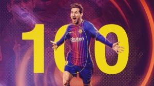 Lionel Messi đã lập được không phải một mà đến hai kỳ tích.