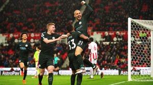 Man City tiến gần hơn tới chức vô địch