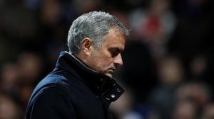 Mourinho đang chịu nhiều áp lực sau thất bại ở Champions League