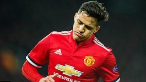 Sanchez gặp khó khăn với cuộc sống mới tại M.U