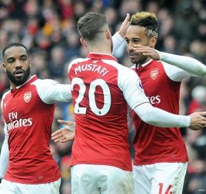 Aubameyang cho thấy mình đáng từng xu Arsenal bỏ ra