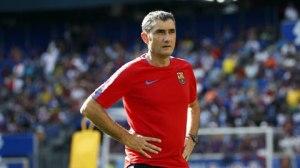Barca đã giành chiến thắng 4-1 trước Roma nhờ các pha lập công của Gerard Pique