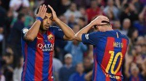 Barca dưới thời Gerardo Martino đã bị Atletico vượt qua với tỷ số chung cuộc là 2-1