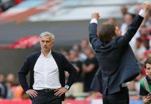 Conte và Mourinho là sự đối lập của bóng đá Anh