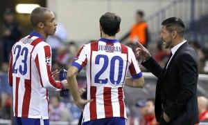 Diego Simeone Người truyền lửa của Atletico Madrid