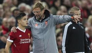 Liverpool vẫn cần người thay thế Coutinho