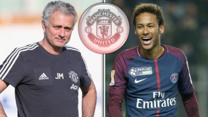 M.U chi 200 triệu bảng cho Neymar