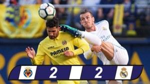 Villarreal 2-2 Real Madrid