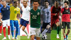 Đội tuyển nào đắt giá nhất World Cup 2018