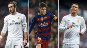 Cristiano Ronaldo, Lionel Messi hay Neymar khoác áo Quỷ đỏ thành Manchester.