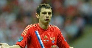 Dzagoev là cầu thủ có số má hiếm hoi của ĐT Nga