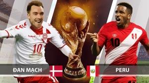 hận định bóng đá Peru vs Đan Mạch