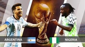 Nhận định bóng đá Argentina vs Nigeria,