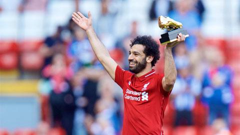 Mohamed Salah chuyển đến Liverpool với mức giá 36,9 triệu bảng